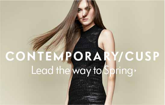 Contemporary/Cusp Spring Lookbook