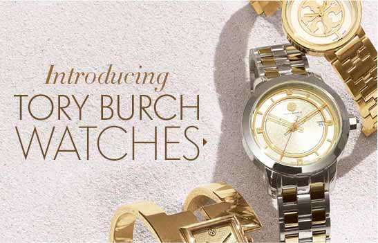 Introducing: Tory Burch Watches