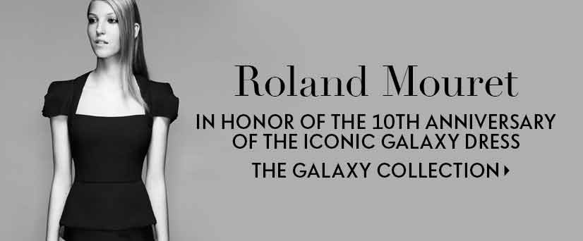 Roland Mouret Galaxy Collection