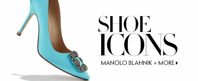 Shoe Icons: Manolo Blahnik