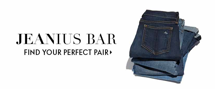 Find your perfect pair of jeans