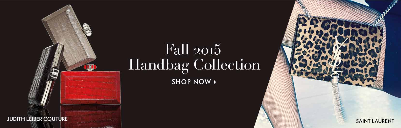 Fall 2015 Handbags Lookbook