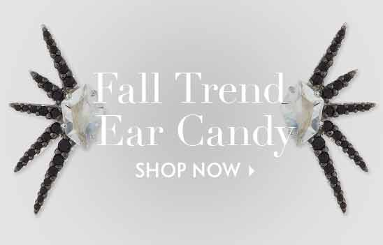 Fall Trend Ear Candy