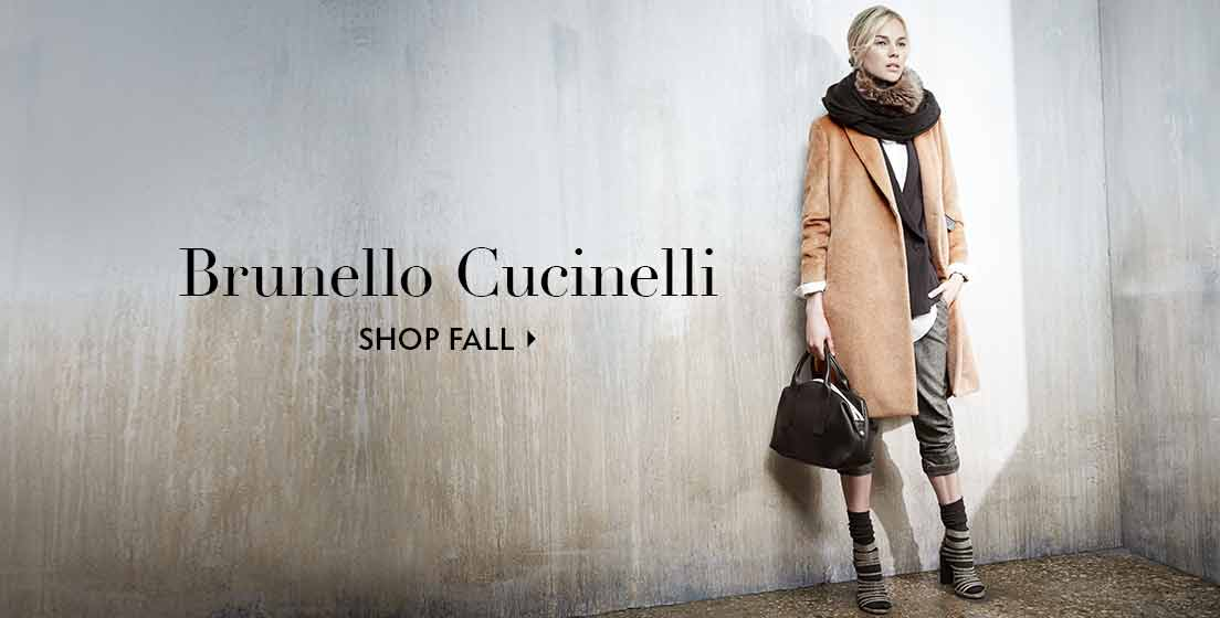 Fall 2015 Brunello Cucinelli collection