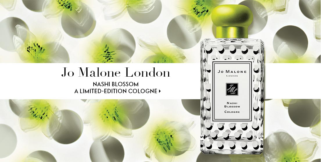 Jo Malone london nashi blossom a limited-edition cologne