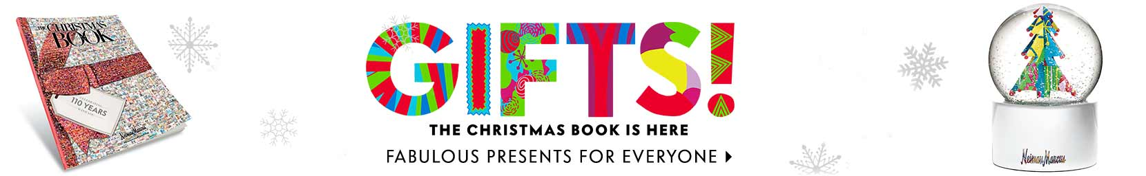The 2017 Christmas Book is here! Fabulous presents for everyone