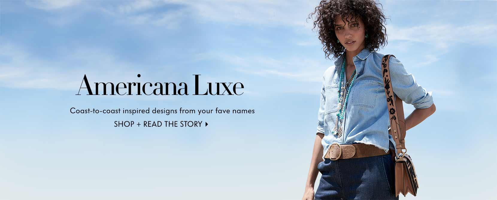 Americana luxe coast-to-coast inspired designs from your fave names shop and read the story