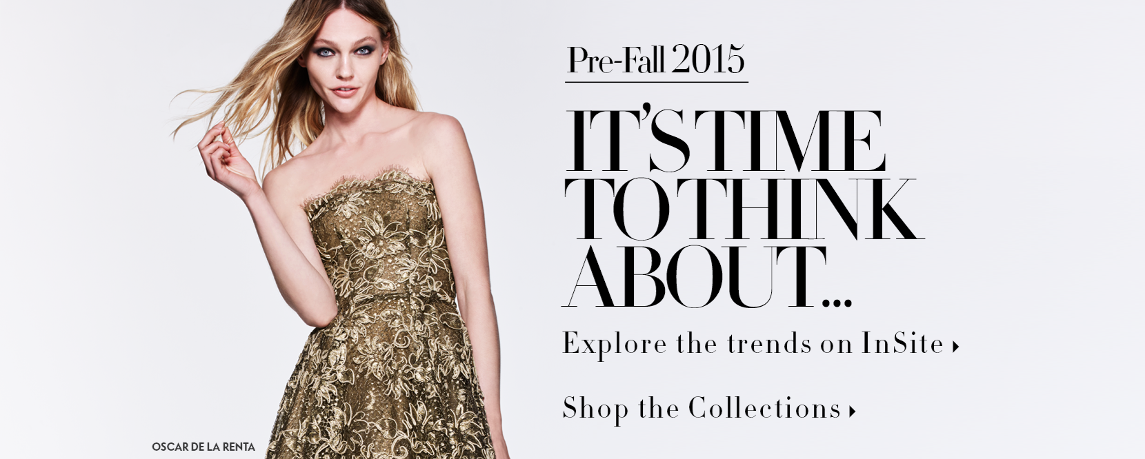 Pre-Fall Launch 2015