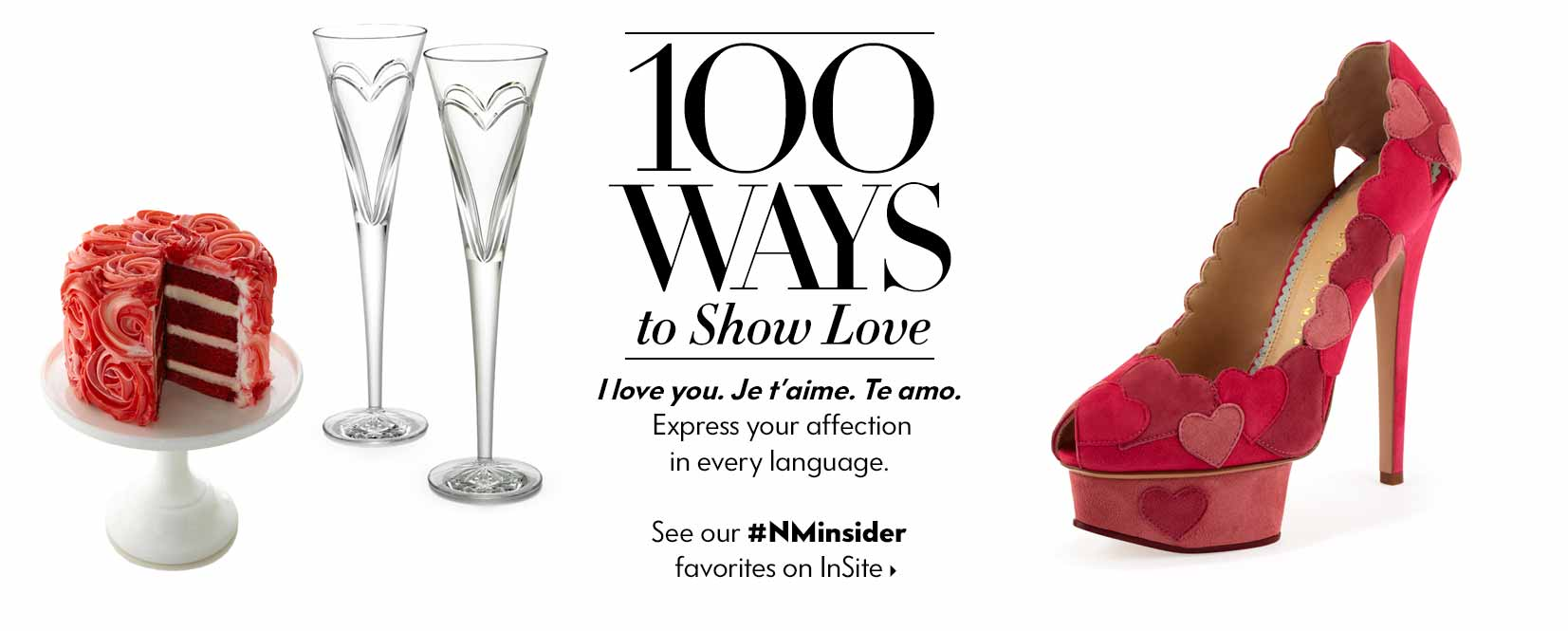 100 Ways to show Love
