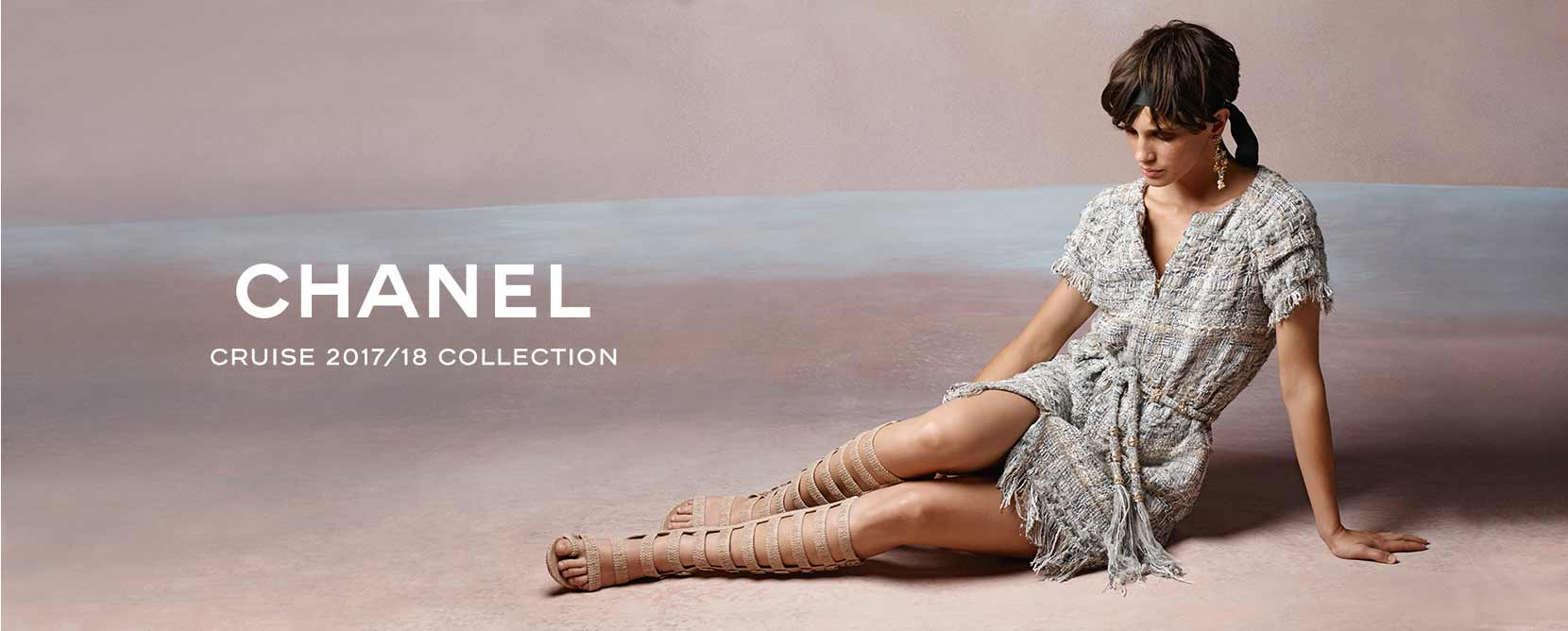 Chanel Cruise 2017/18 collection