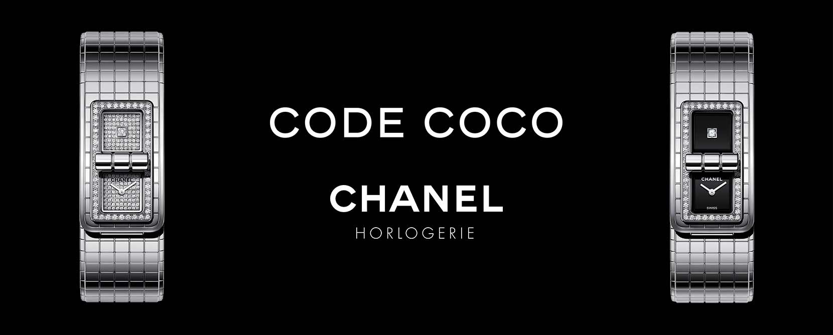 CHANEL CODE COCO The exclusive watch has landed Discover now