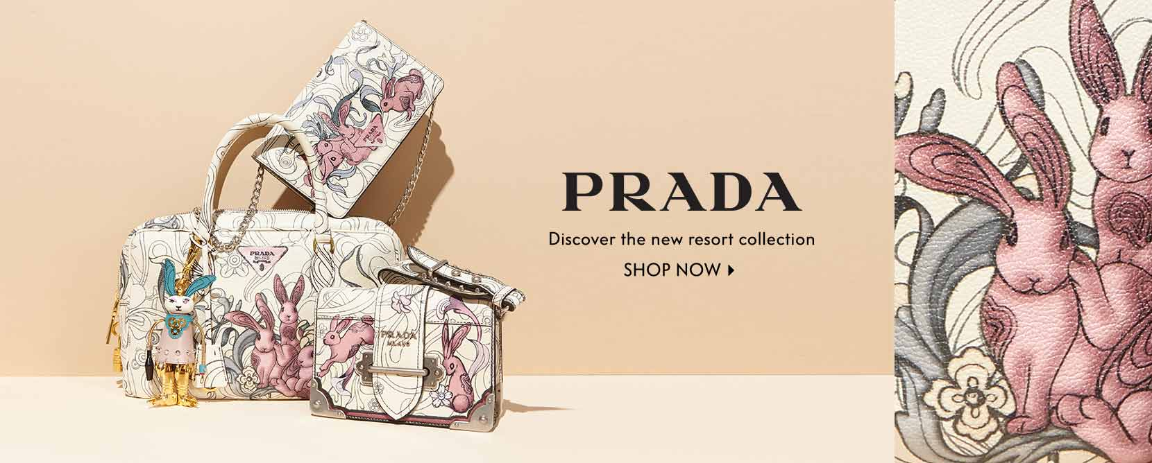 Prada   Discover The New Resort Collection