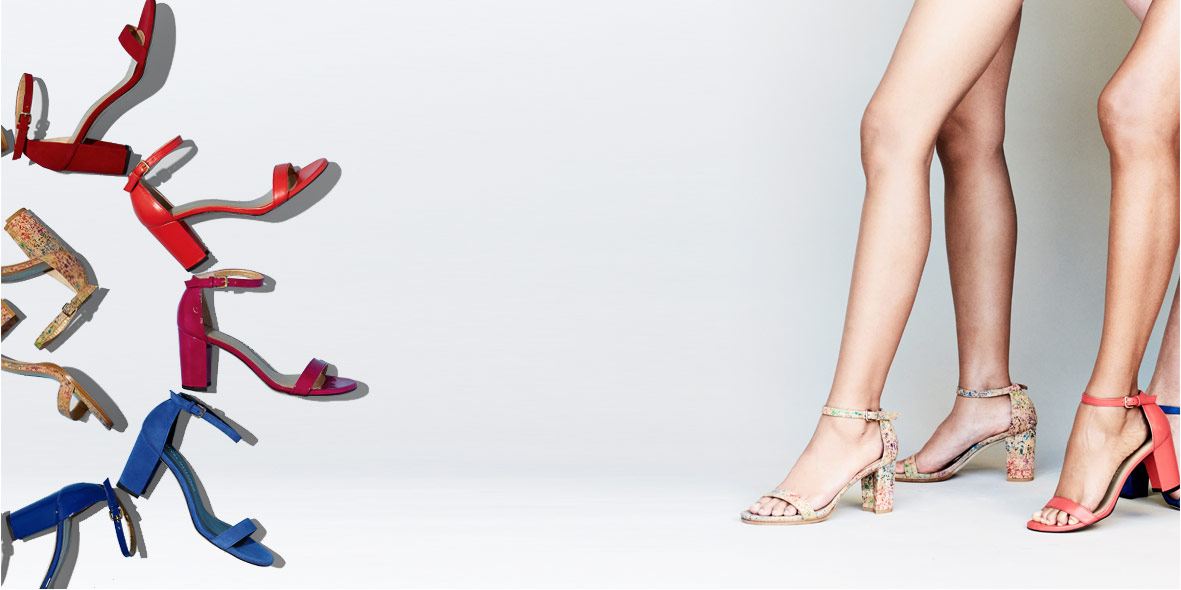 World of Weitzman - Shop Now