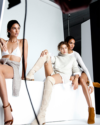 Stuart Weitzman It Girls