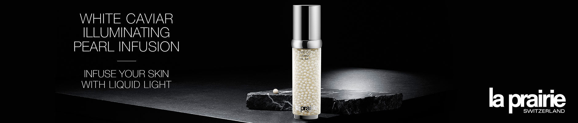 White Caviar Illuminating Pearl Infusion - Infuse Your Skin With Liquid Light