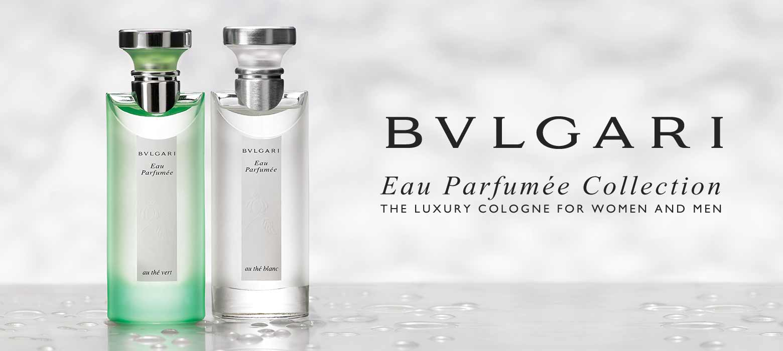 Bvlgari: Eau Parfumee Collection