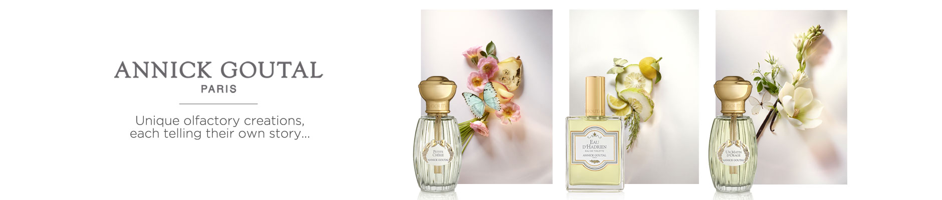 Annick Goutal Paris - Unique olfactory creations, each telling their own story...