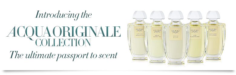 Introducing Creed Acqua Originale Collection