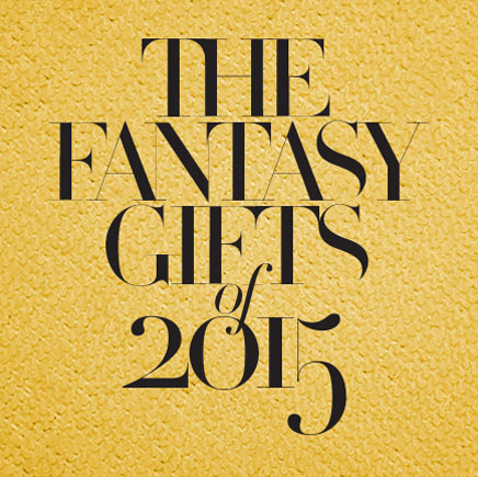 The Fantasy Gifts of 2015