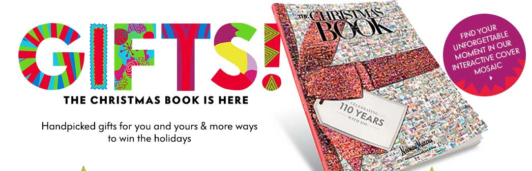 Gifts! The Christmas Book Is Here - Handpicked gifts for you and yours & more ways to win the holidays