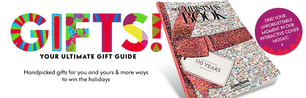 Gifts! Your Ultimate Gift Guide - Handpicked gifts for you and yours & more ways to win the holidays