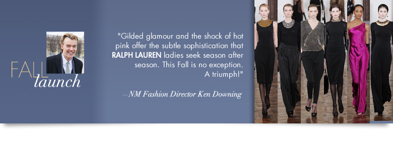 Fall Launch: Runway Designers