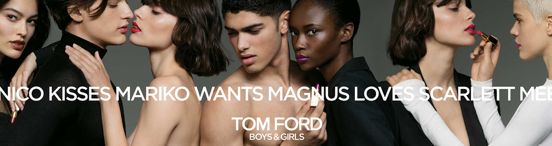 Tom Ford - Boys & Girls