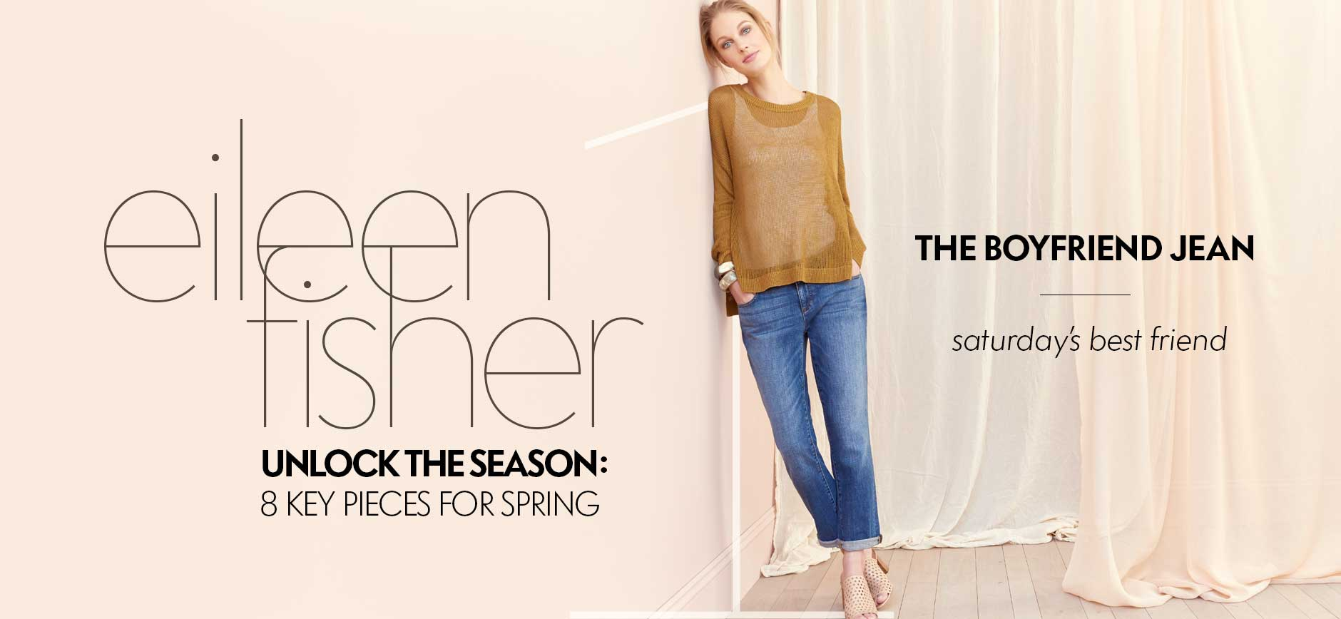 Eileen Fisher Key Pieces