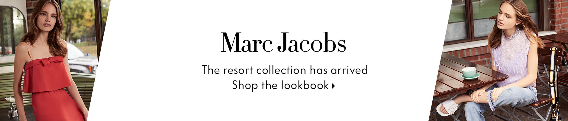 Marc Jacobs Resort Lookbook