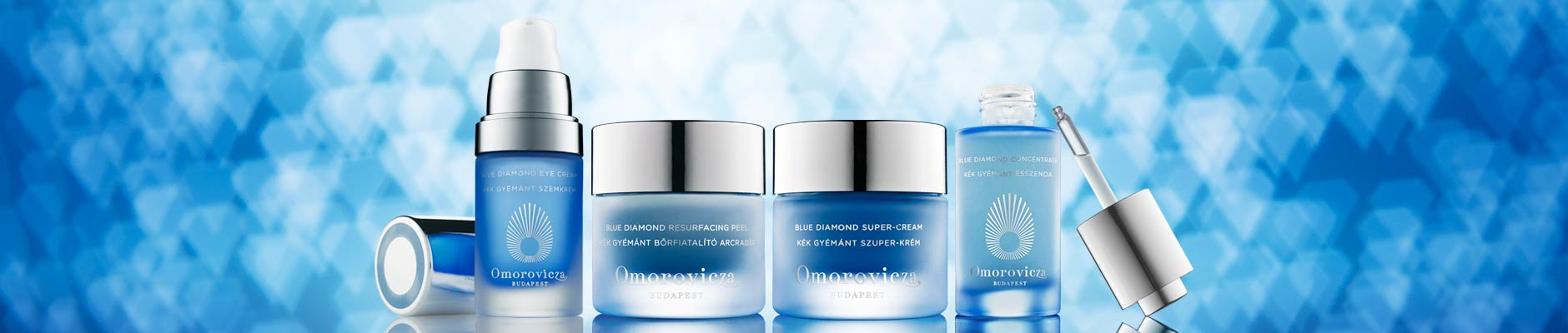 Omorovicza: Blue Diamond Collection