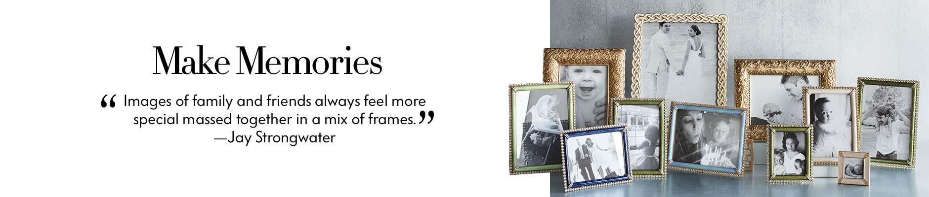 Designer Picture Frames At Neiman Marcus