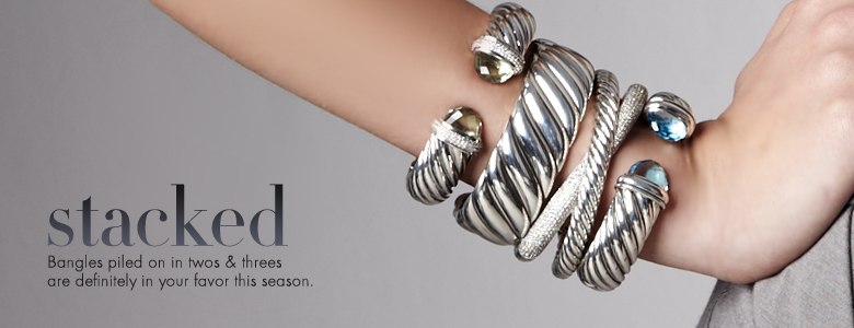 Stacked: David Yurman