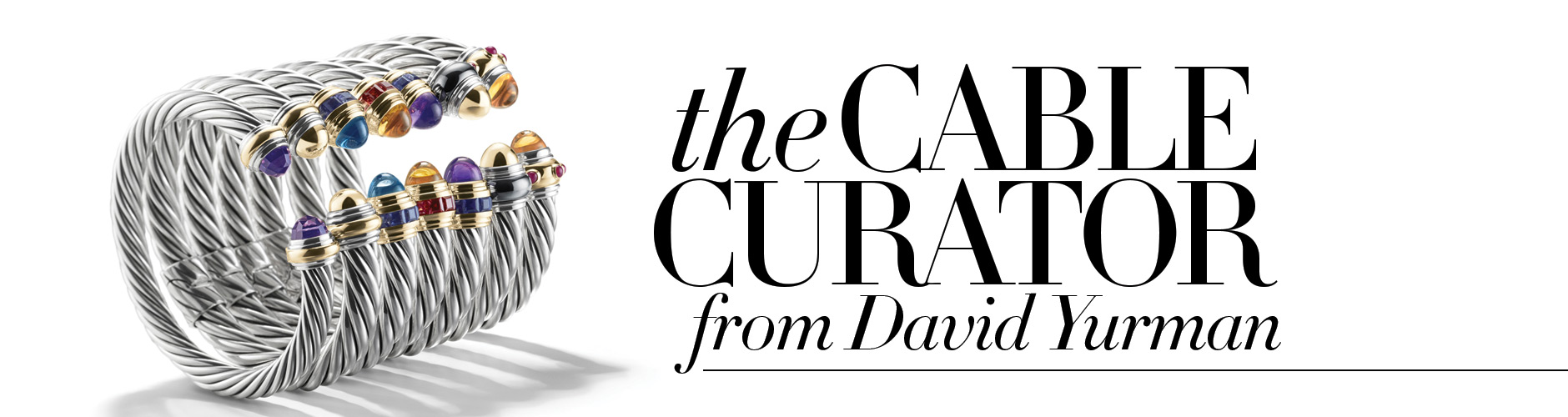 David Yurman: The Cable Curator