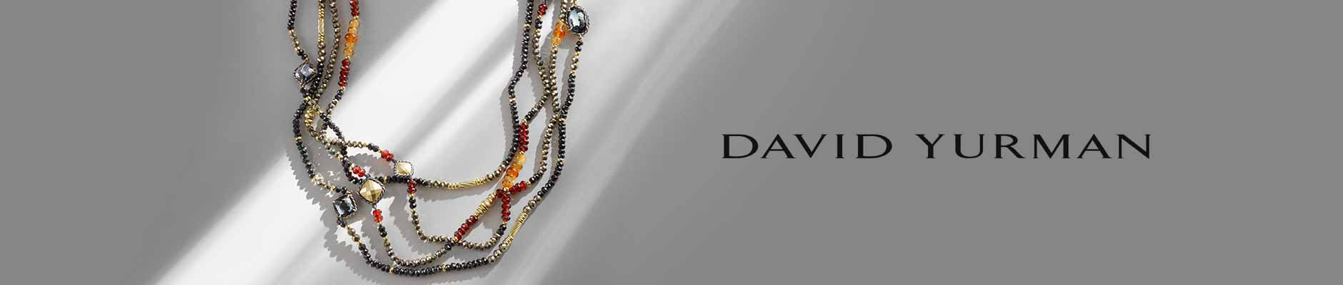 David Yurman Necklaces and Chains