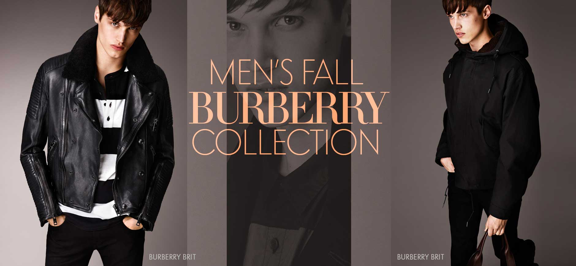 Burberry Men's Fall Collection