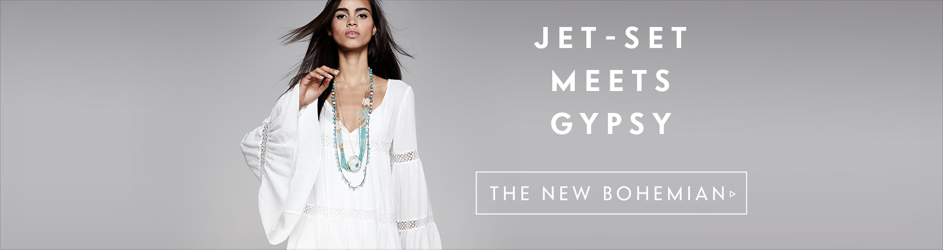 Jet-set meets gypsy: The New Bohemian