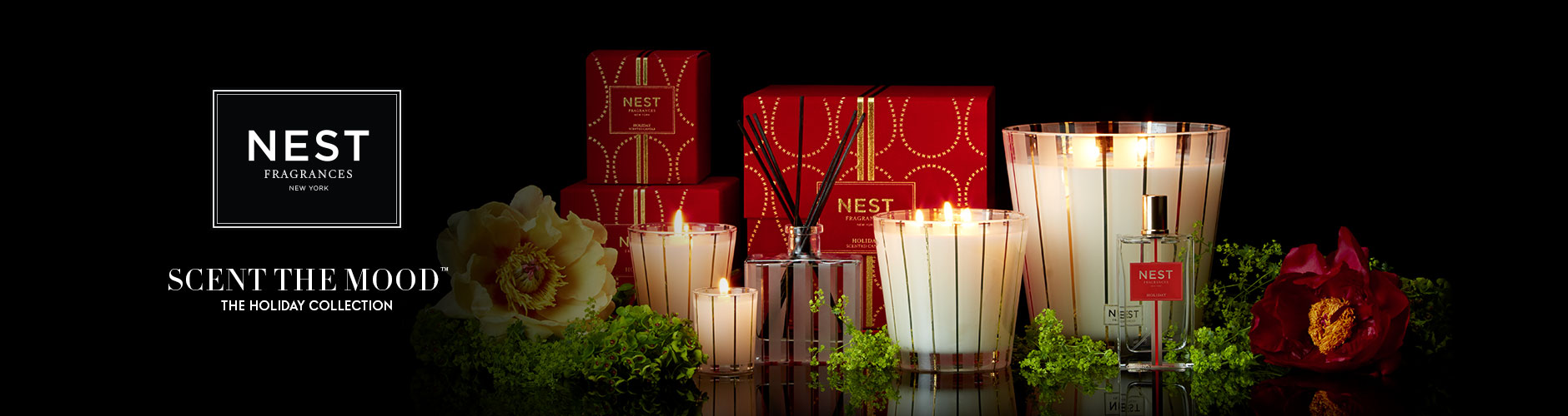 Nest Holiday Scents