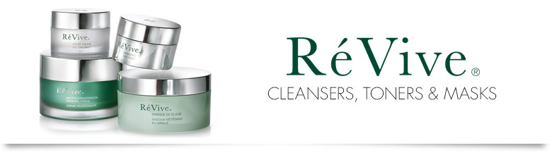 ReVive Cleansers, Toners & Masks