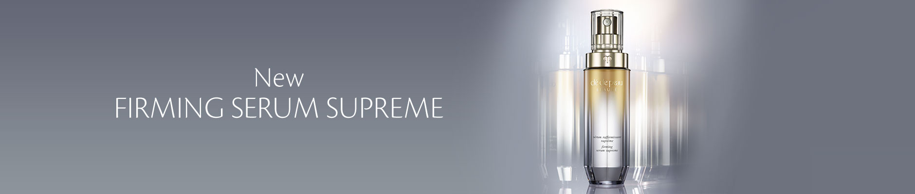 New Firming Serum Supreme