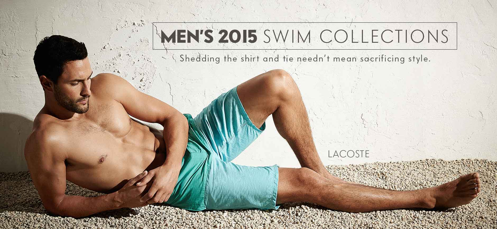 Men's Swim Lookbook