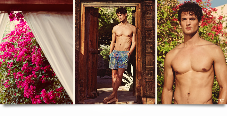 Men's 2014 Swim Collections