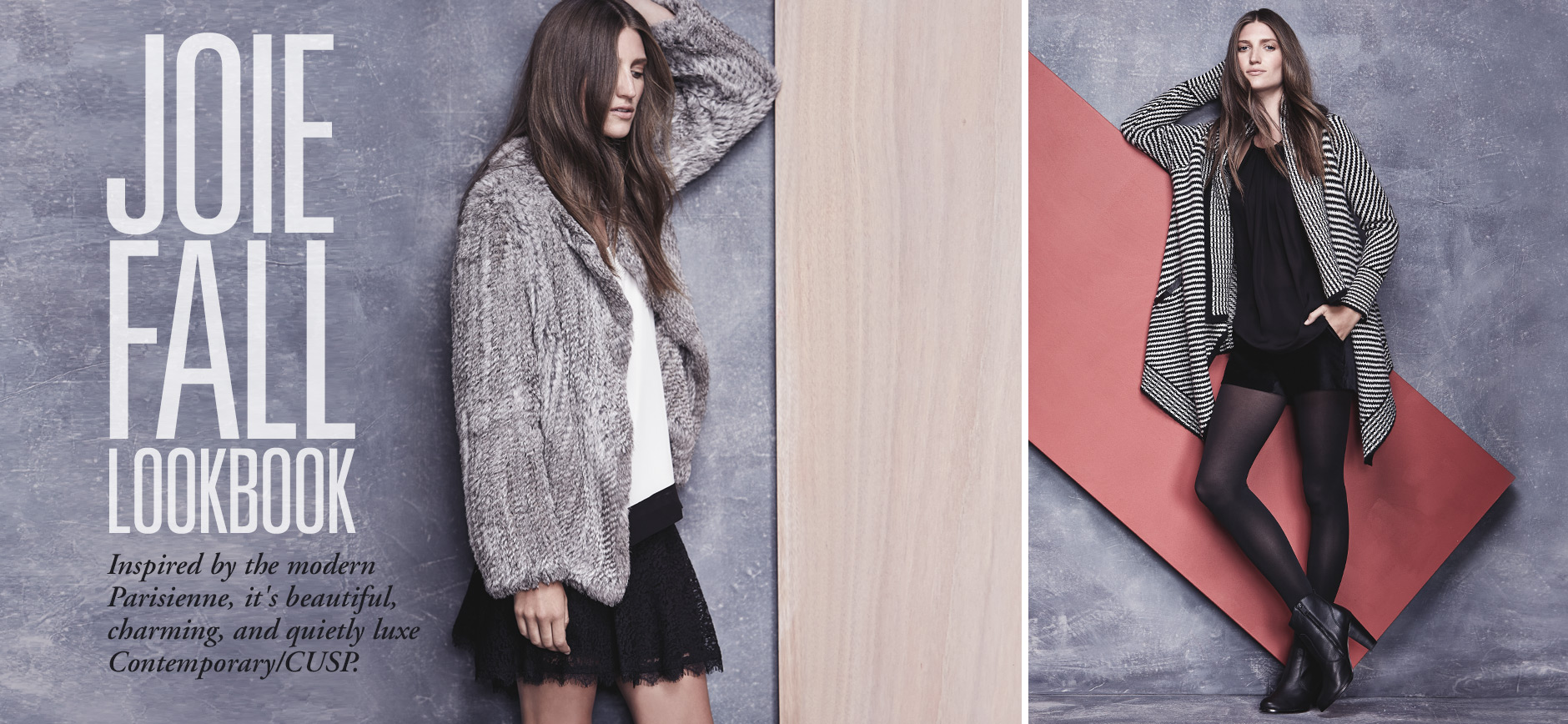 Joie Fall Lookbook