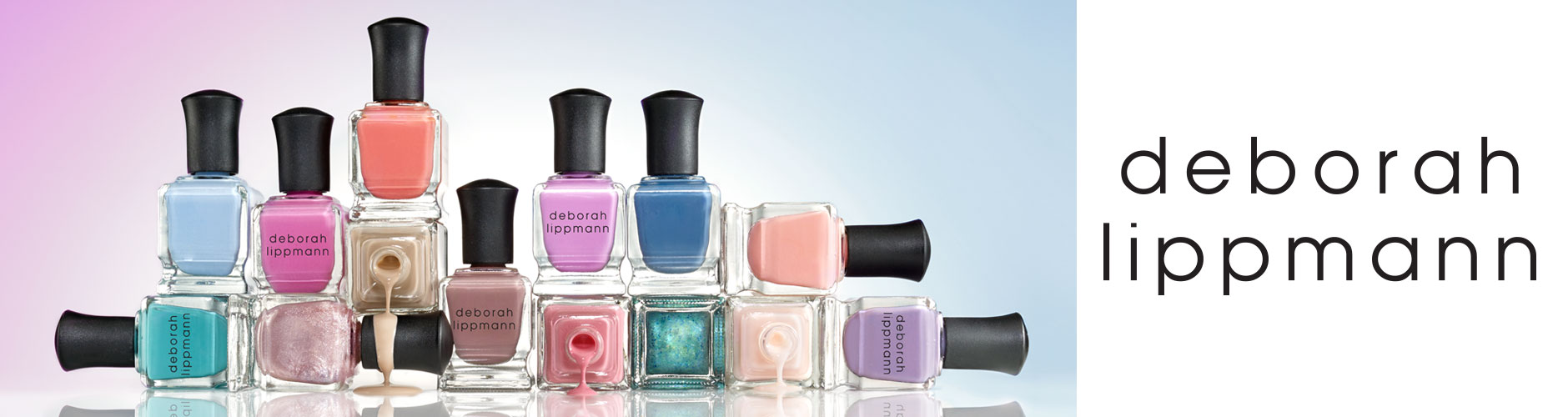 Deborah Lippmann Nailpolish & Nail Treatments at Neiman Marcus