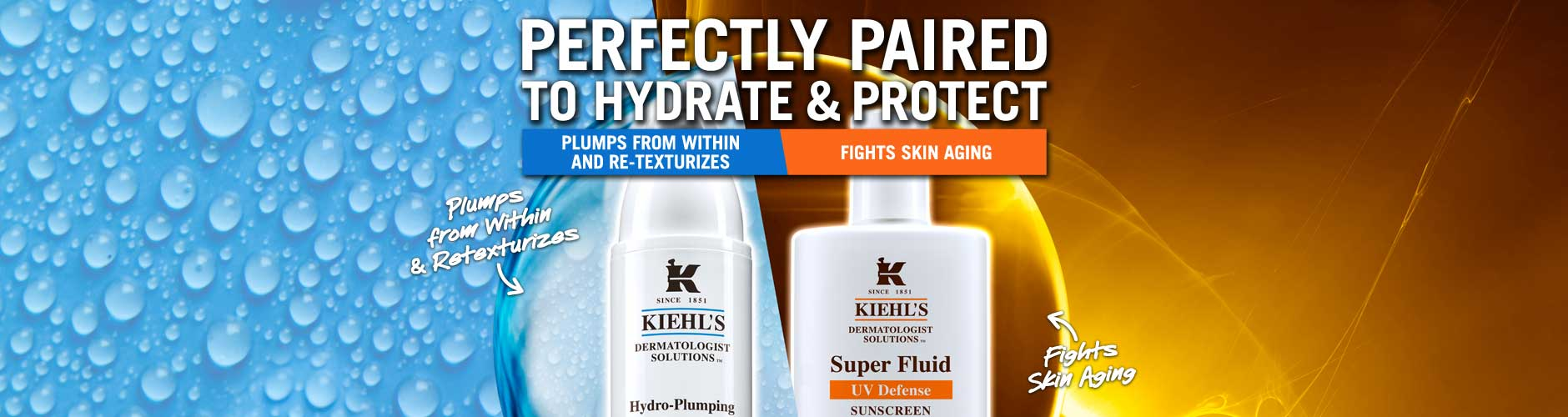 Kiehls Hydrate and Protect