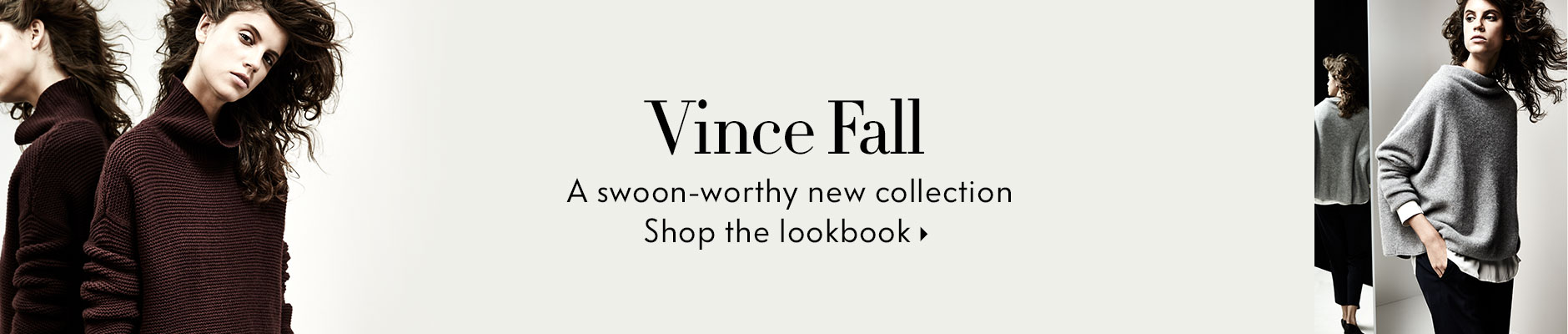 Vince Fall A swoon-worthy new collection