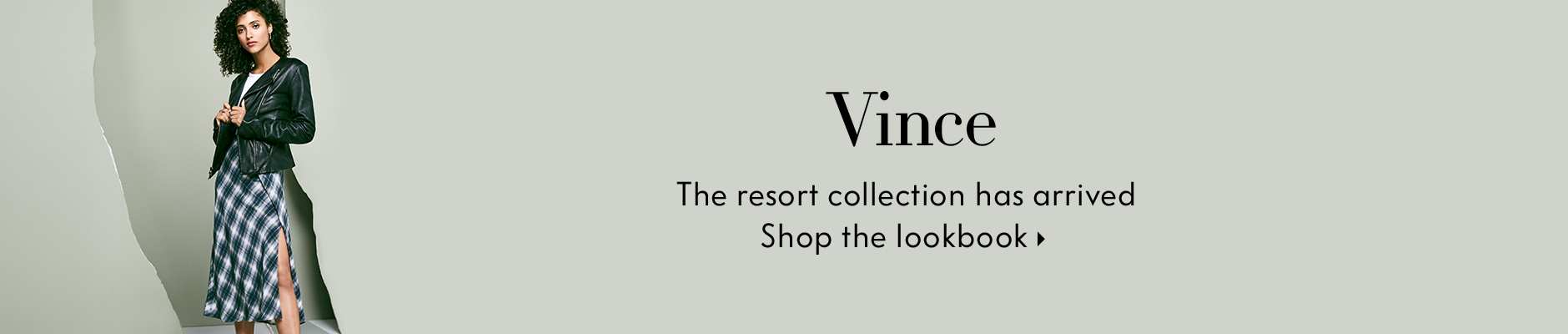 Vince Resort Lookbook