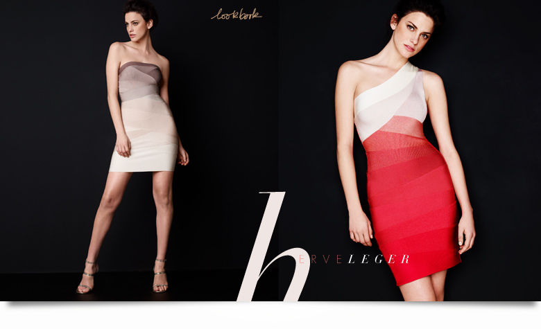 lookbook: Herve Leger