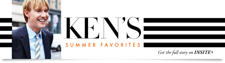 Ken's Summer Favorites