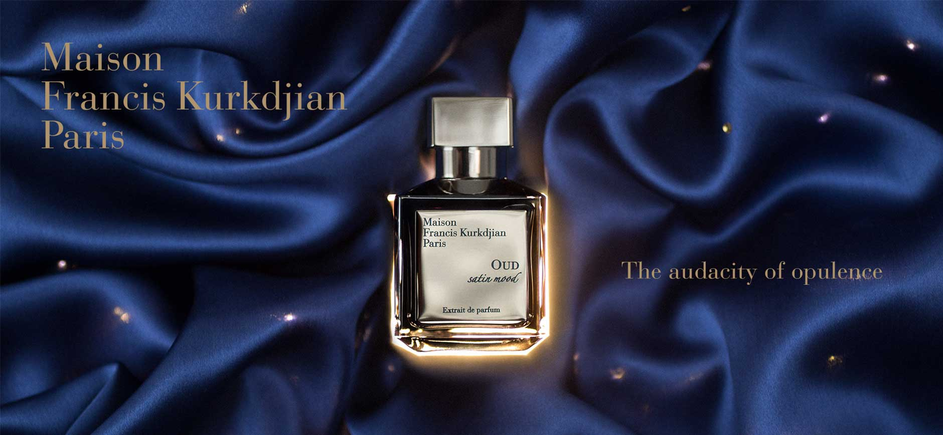 Maison Francis Kurkdjian Paris: The audacity of opulence
