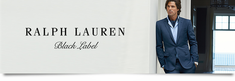 Mens Ralph Lauren Black Label